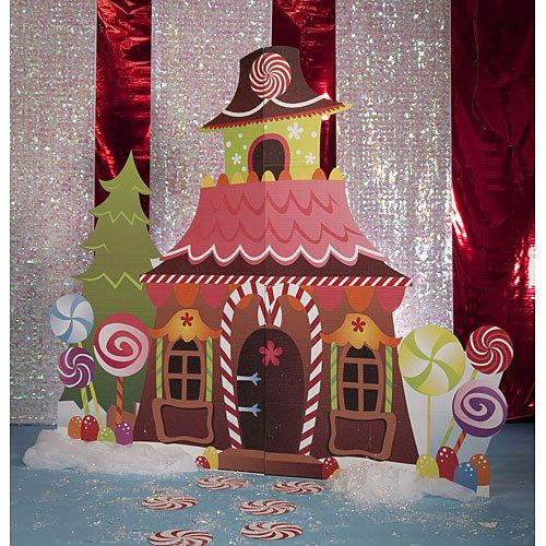 Gingerbread House Standee