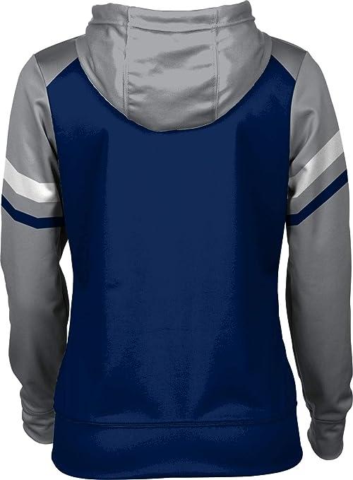 Old School ProSphere Xavier University Basketball Mens Pullover Hoodie School Spirit Sweatshirt