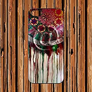 Dream Catcher v4G iPhone 5 5S Case - Black Case - AArt #0115