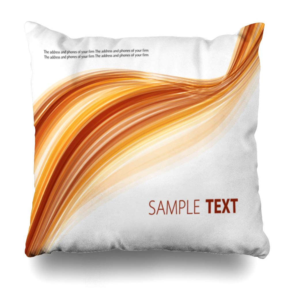 Amazon.com: Darkchocl Daily Decoration Throw Pillow Covers ...