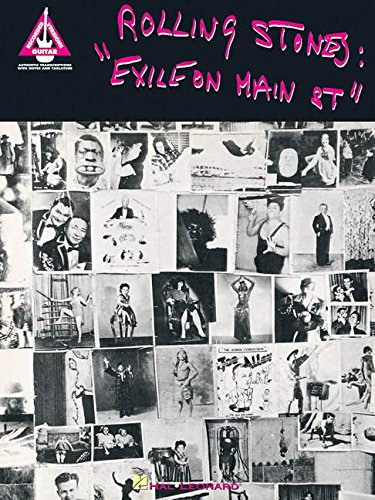 Rolling Stones - Exile on Main Street (Guitar Recorded Versions ()