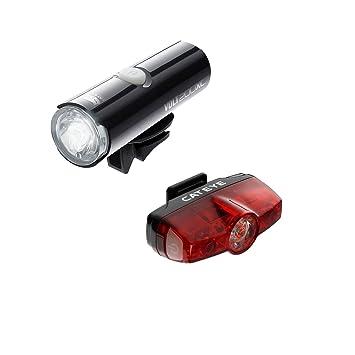 fd21b22117a CatEye CA490V200MIN Volt 200 XC Rapid Mini Set Lights and Reflectors ...