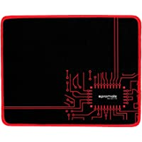 Promate Gaming Mouse Mat, Foldable Ultra-sleek Comfort Glide Anti-skid Gaming Mouse Pad With Smooth Textured Surface…