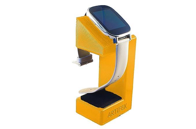 ASUS ZenWatch 2 Soporte, Artifex de Carga Dock Soporte para zenwatch2, Nueva Impreso en 3D tecnología, Smartwatch Cuna