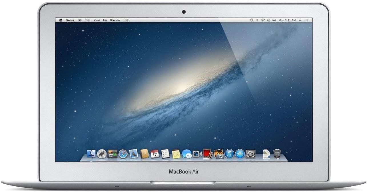 Apple Macbook Air 13.3in LED Laptop Intel i5-4260U Dual Core 1.4GHz 8GB 128GB SSD - MD760LL/B (Renewed)