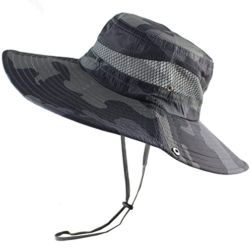 CAMOLAND Breathable Boonie Hat