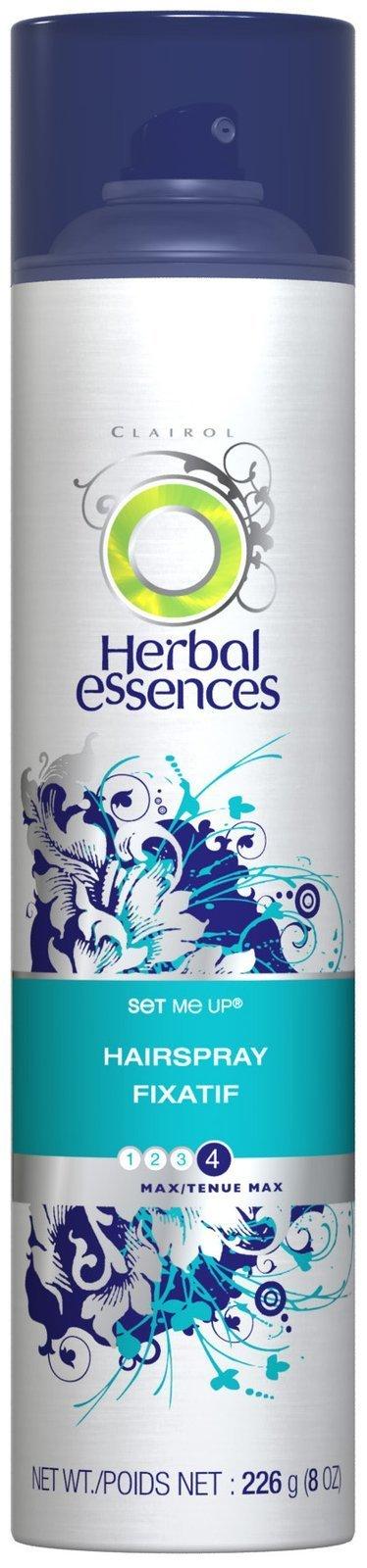 Herbal Essences Set Me Up Hairspray, 8 oz