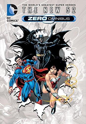 DC Comics: The New 52 Zero Omnibus (The New 52) by DC Comics