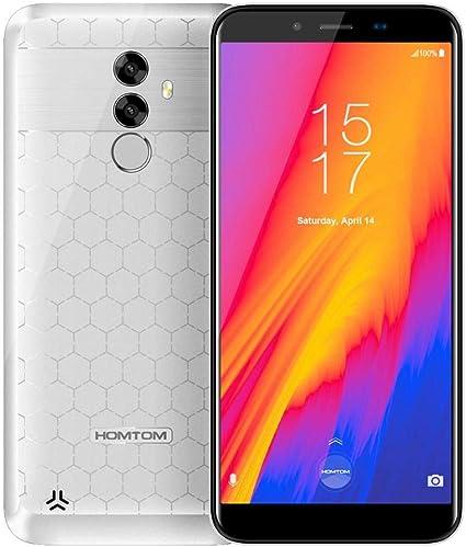 homtom S99 Smartphone Teléfono Móvil de rostro ID huella dactilar ...
