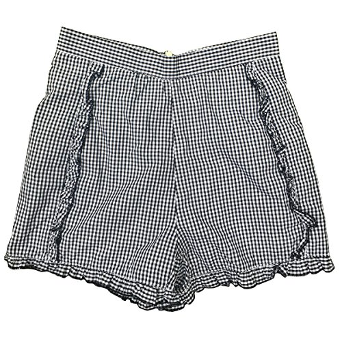 Gingham Pants (AOMEI Summer Vintage Plaid Shorts for Women)