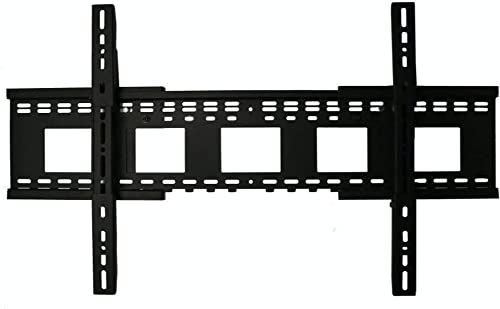 THE MOUNT STORE Expandable Fixed Position TV Wall Mount for LG 86 Class 4K UHD HDR Smart LED TV Model 86UK6570AUA VESA 600x400mm