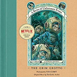 The Grim Grotto Audiobook