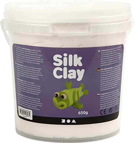 brown Silk Clay/® 650g