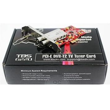 TBS TBS6220 PCIe TV Tuner 64 BIT Driver