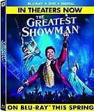 Image of The Greatest Showman (Bilingual) [Blu-ray + DVD + Digital Copy]