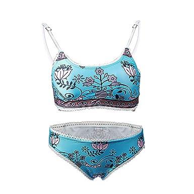 970fbcd226a24 Amazon.com  xhorizon TM FL1 Women s 2 Piece Bikini Set Swimsuit ...