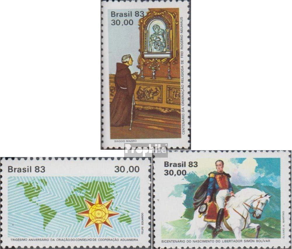 Prophila Collection Brasil Michel.-No..: 1961,1962,1976 (Completa.edición.) 1983 Neuhaus, Aduanas, de Bolívar venezolano (Sellos para los coleccionistas) Caballos: Amazon.es: Juguetes y juegos