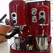 Amazon Com Kitchenaid Kes2102ca Pro Line Series Espresso