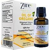 Zane Hellas 100% Undiluted Oregano Oil. Pure Greek Essential Oil of Oregano .86% Min Carvacrol. 129 mg Carvacrol Per Serving. Probably The Best Oregano Oil in The World. 1 fl. oz.- 30ml.