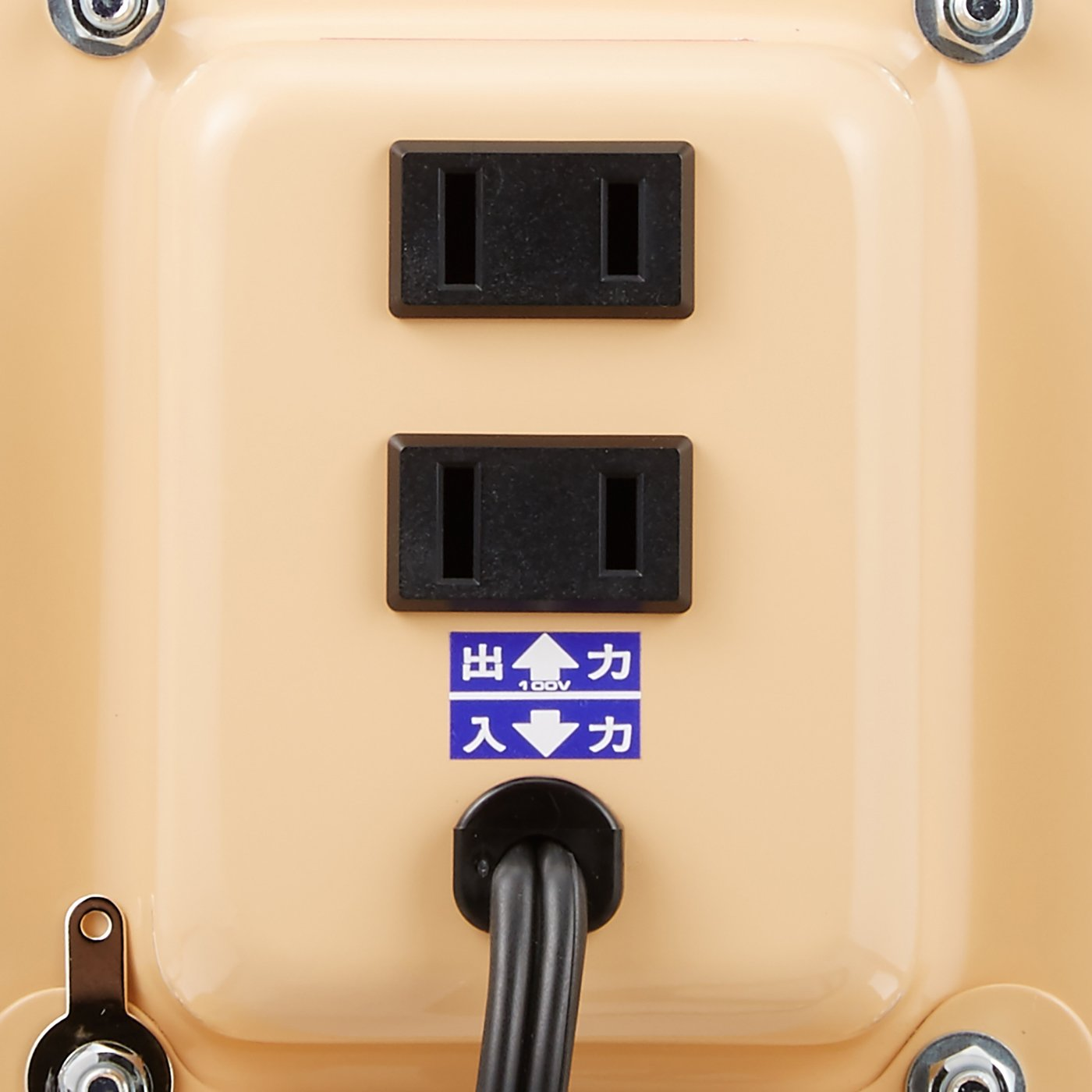 120V 100V1500W NDF-1500U NISSYO Industrial Transformer NDF Series Voltage Down Japan Import