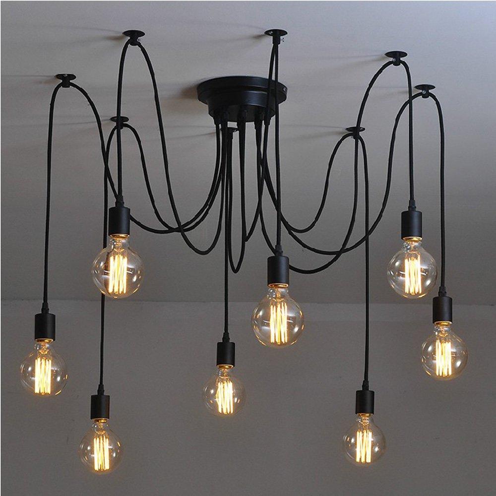 lámpara de araña