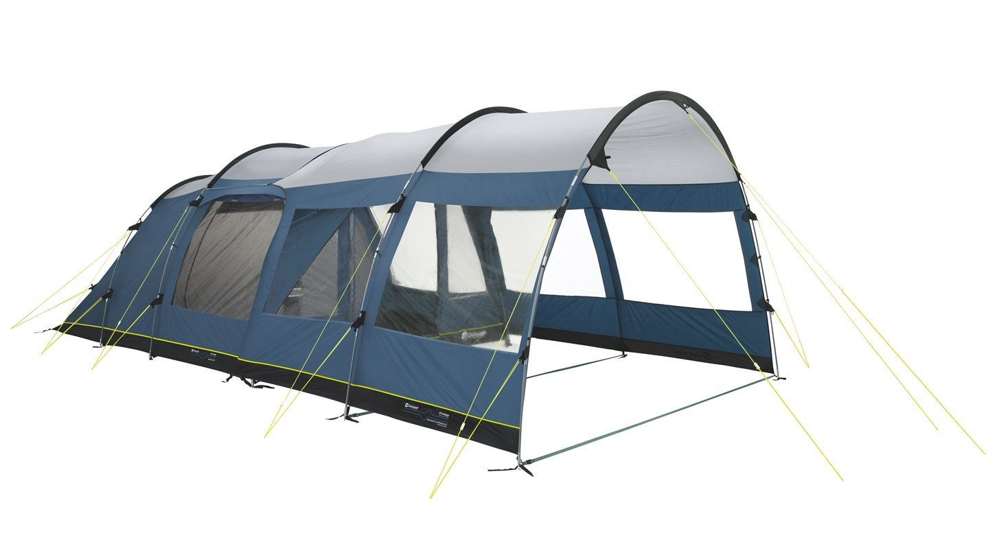 Outwell Rockwell 5 & Whitecove 5 Front Extension blue