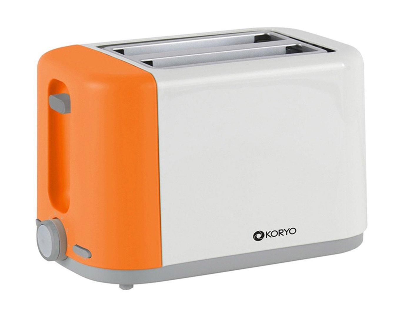Koryo KPT1270BCO 2 Slice Pop up Toaster
