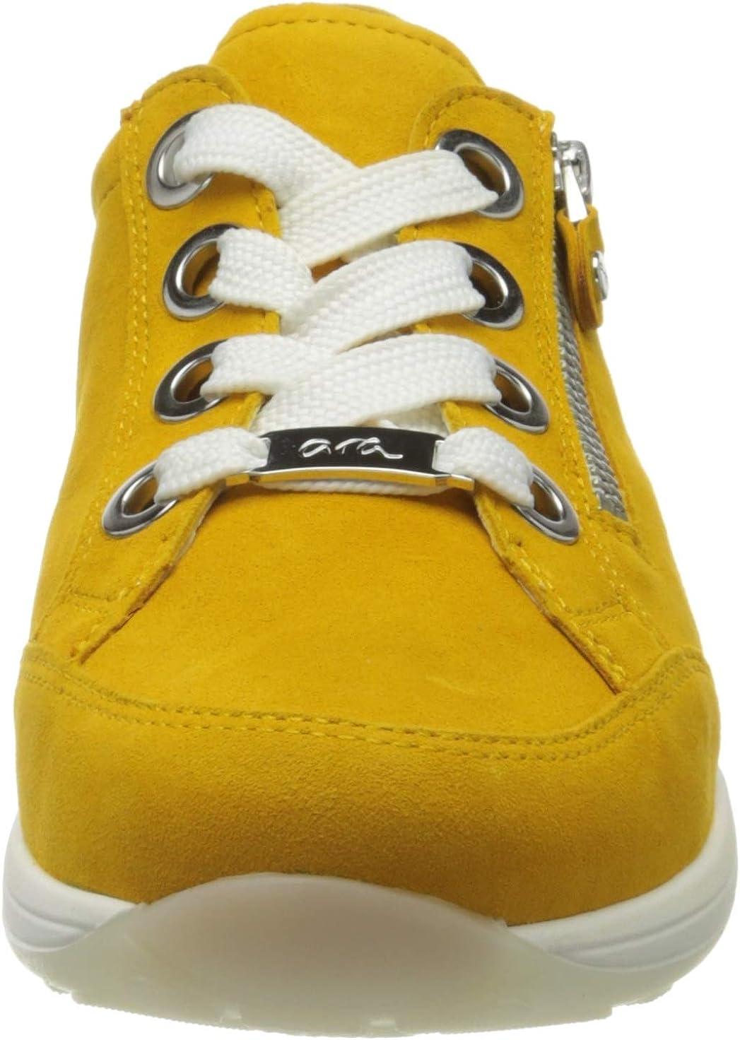 Ara Osaka, Sneakers Basses Femme Jaune Sun 22