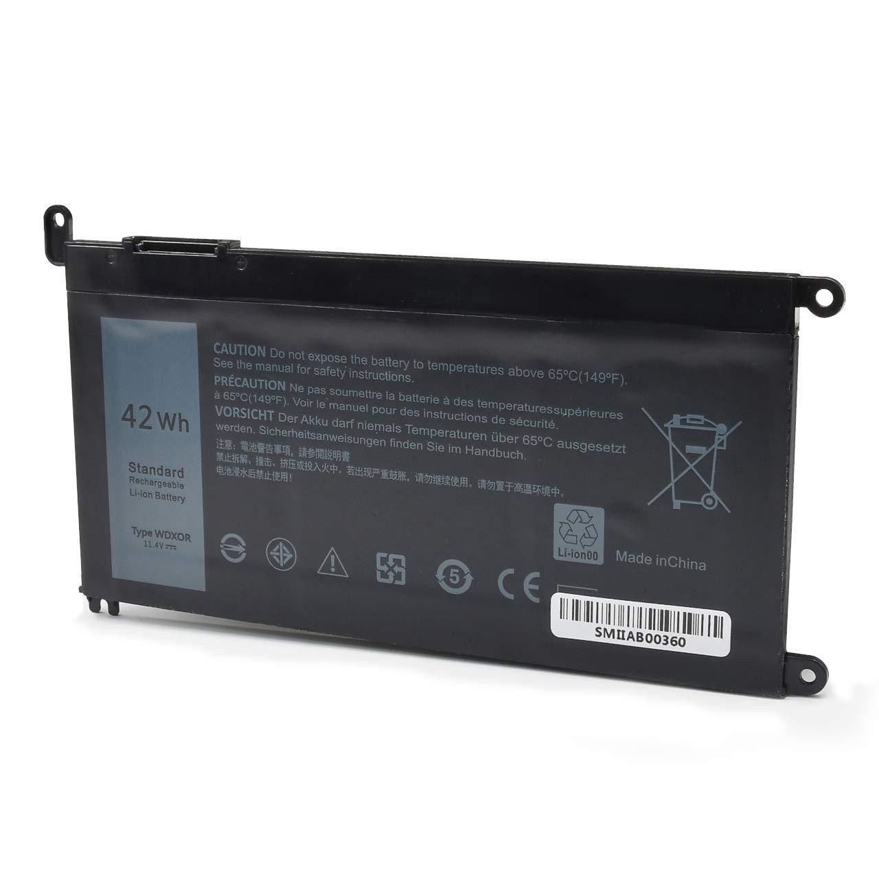 Bateria Wdx0r 3crh3 T2jx4 Fc92n Cymgm Dell Inspiron 15 5565