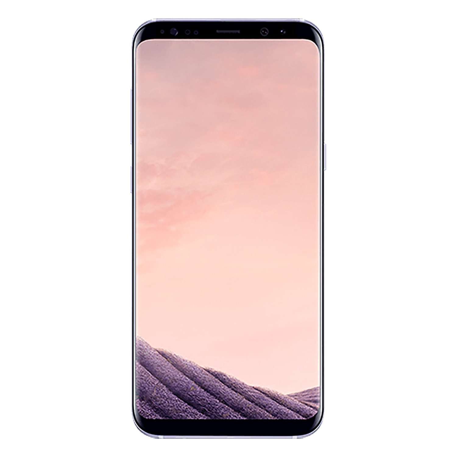 Samsung Galaxy S8+ Plus 64GB T-Mobile GSM Unlocked (Renewed) (Orchid Gray) by Samsung