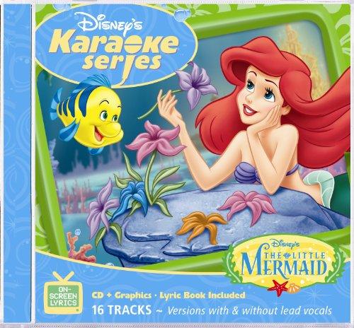 5 Disc Karaoke Player (Pocket Songs The Little Mermaid (CDG))