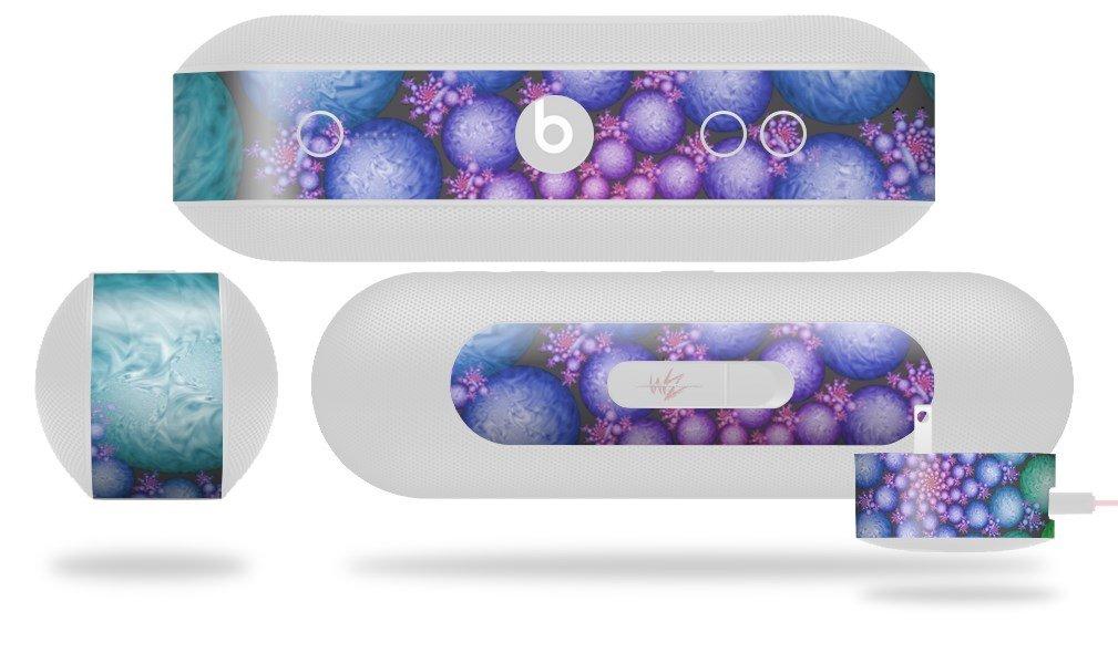 ボールデカールスタイルスキン – Fits Beats Pill Plus ( Beats Pill Not Included )   B018A37L96
