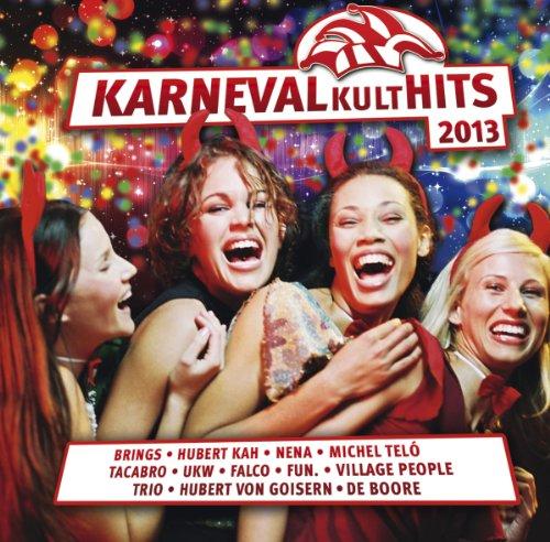 Karneval Kult Hits 2013