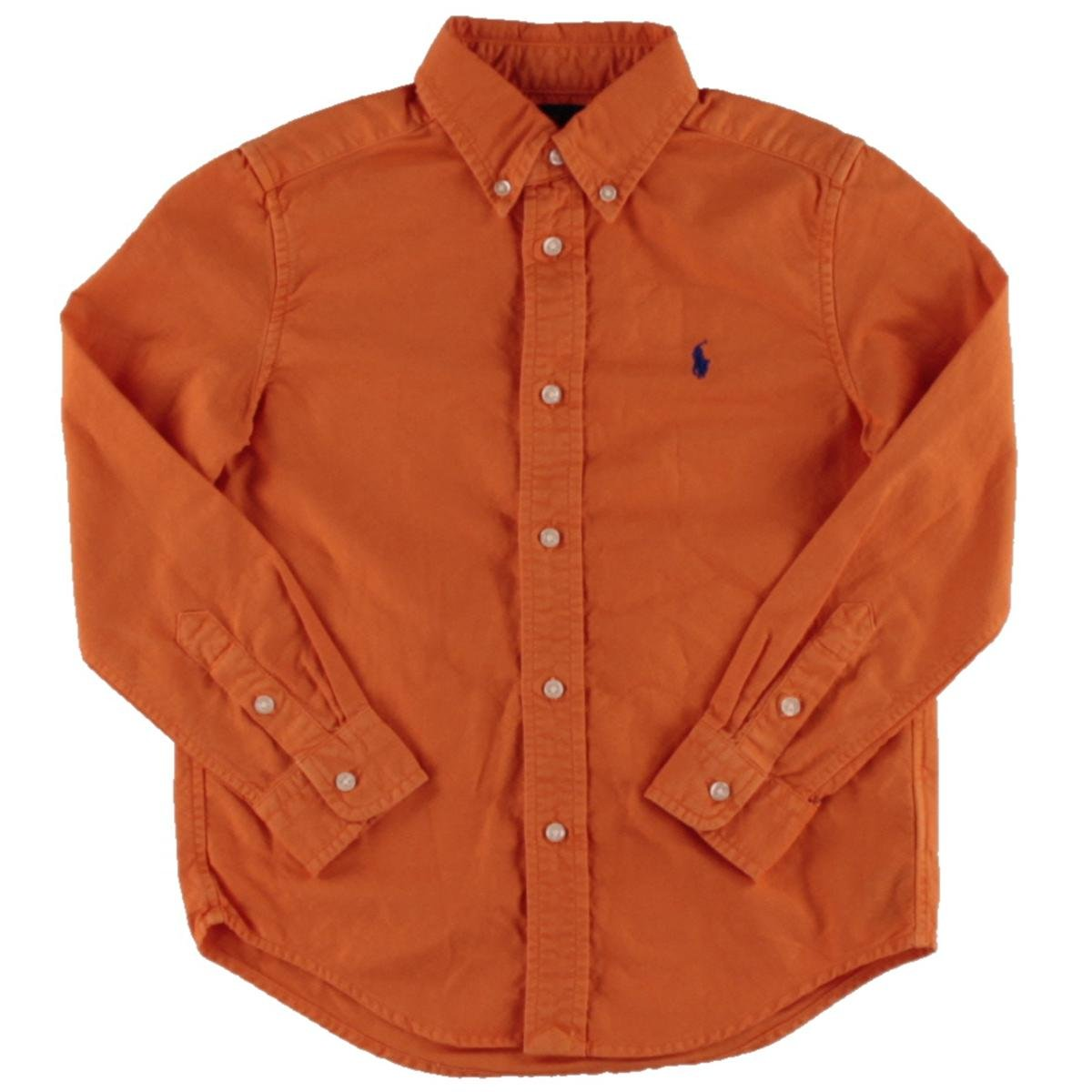 Polo Ralph Lauren Boy's Long Sleeve Collared Shirt