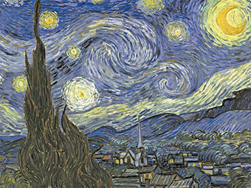 Signature Collection: Starry Night 1000pc Jigsaw Puzzle