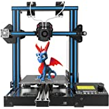 GIANTARM-GEEETECH A10M Mix-Color 3D Printer with Dual Extruder, Easy Assembly 3D Printer with Resume Printing, Filament Detec