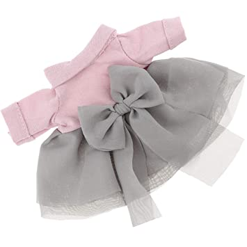 Amazon.es: Mini Vestido de Princesa con Falda Volante Bowknot ...