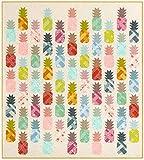 Elizabeth Hartman Pond Pineapple Farm Quilt Kit Robert Kaufman Fabrics KITP-1729-43