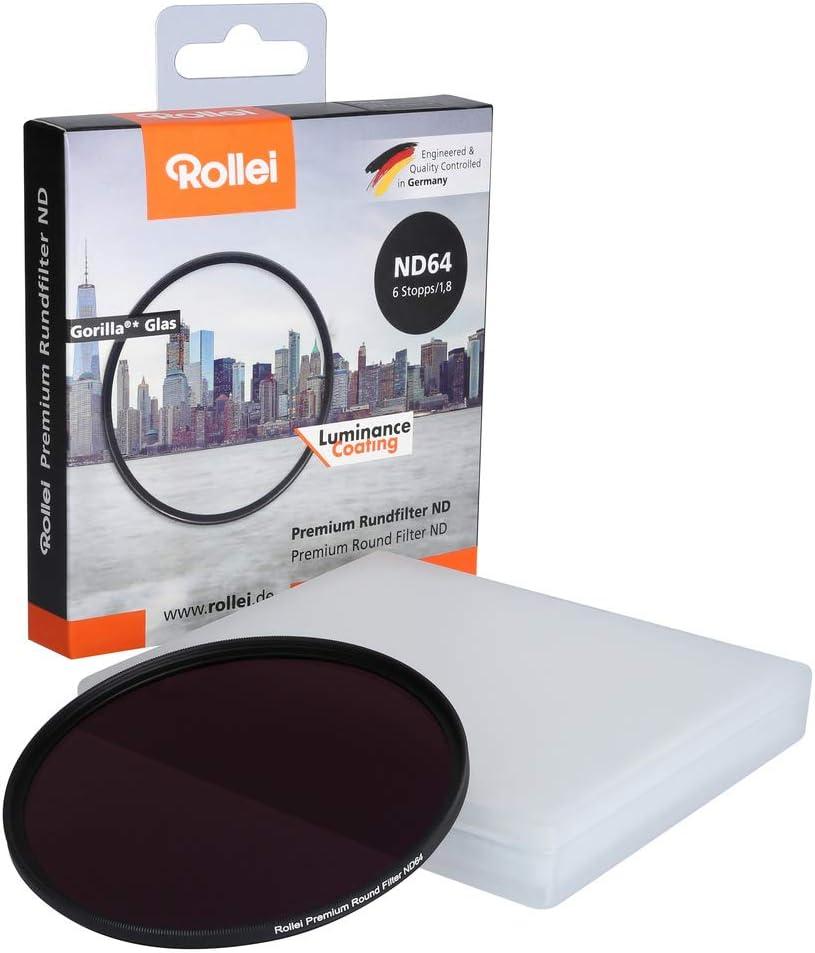 Rollei Graufilter Nd64 67mm Premium Kamera