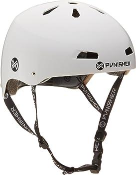 Punisher Pro-Series 13-Vent Skateboard Helmet