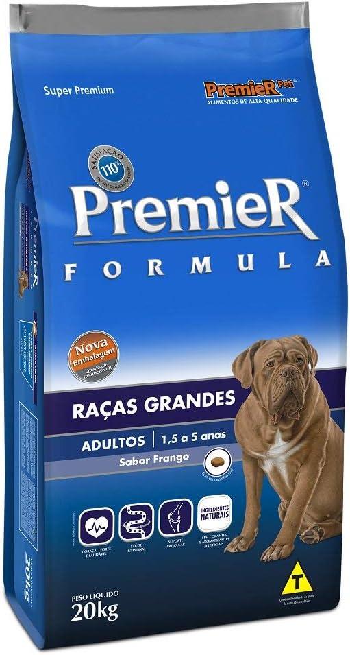 Ração Premier Fórmula para Cães Adultos de Raças Grandes