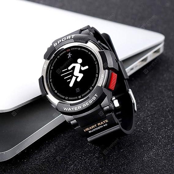 SYMTOP NO.1 F6 Smartwatch Reloj Inteligente: Amazon.es ...