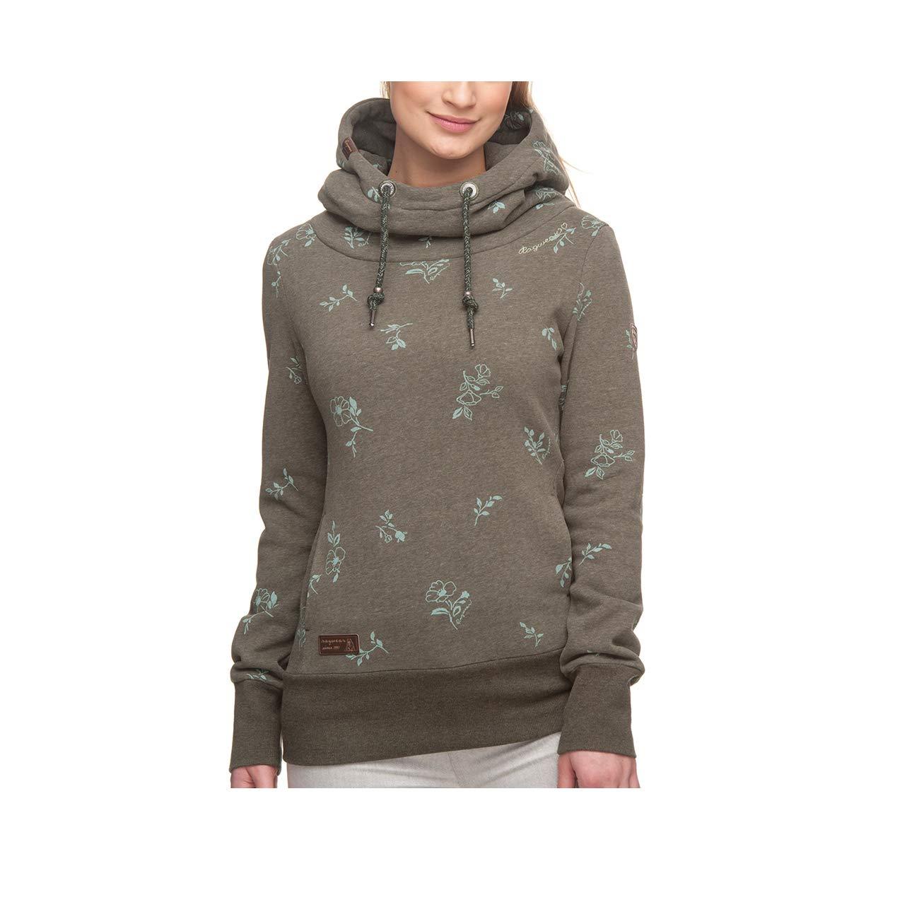 Ragwear Yoda Flowers Sweatshirt Olive