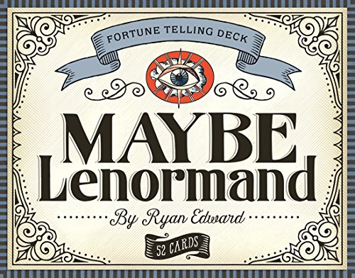 Maybe Lenormand [Ryan Edward] (Tapa Blanda)