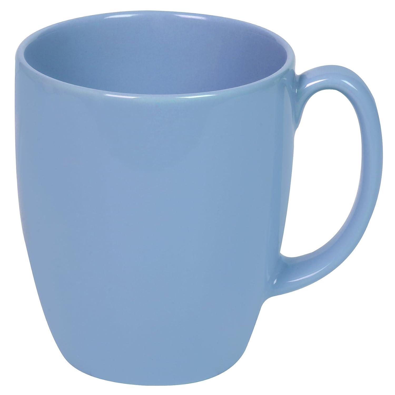 Amazon.com | Corelle Livingware 11-Ounce Mug, Light Blue: Corelle ...