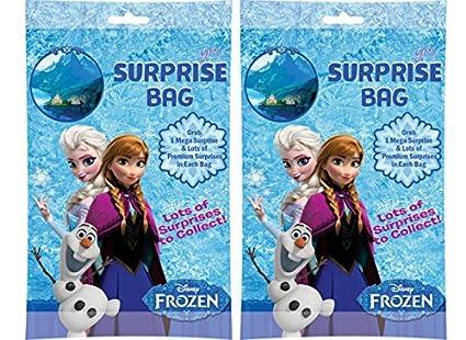 Amazon.com: Frozen Bolsa Sorpresa Sorpresa de regalo ...