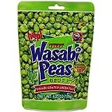 Hapi Hot Wasabi Pea`s (2-PACK) (NET WT 4.23 OZ EACH)