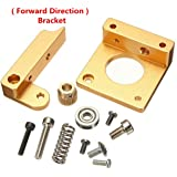 DAOKI All Metal Right Hand MK8 Extruder Aluminum Frame Block DIY Kit for Reprap i3 3D Printer