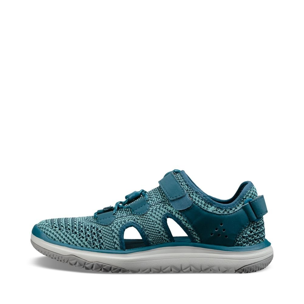 Teva - Women's Terra-Float Travel Knit - Black B(M) - 5 B072KQYB56 8 B(M) Black US|Legion Blue bfd114