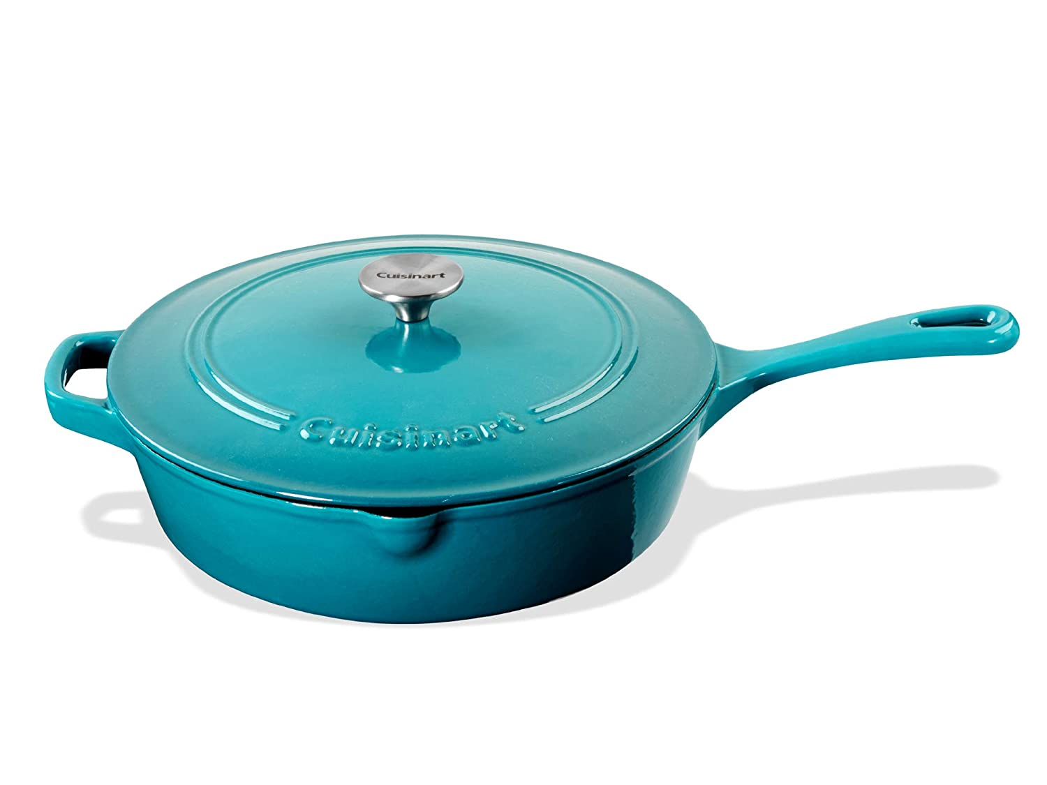 CUISINART Chicken Fryer, Teal Gradient, 12""
